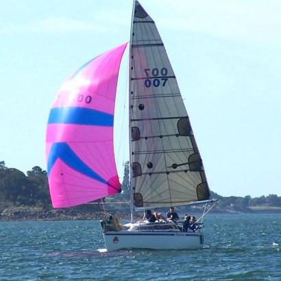 Clubman 8 Sails